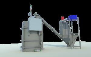 speciális vegyipari gépészeti tervezés